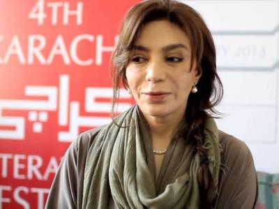 تہمینہ درانی کا شہباز شریف سے معمولی جرائم میں ملوث قیدیوں کو رہا کرنے کا مطالبہ