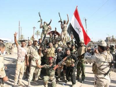الحشد الشعبی نے کرکوک گورنری میں 180 بچوں کو اسلحہ چلانا سکھایا،عراقی میڈیا