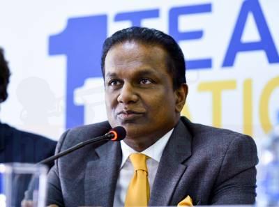 """"""" چیمپینز ٹرافی کے دوران بھی تو۔۔۔"""" سری لنکن بورڈ کے صدر نے ایشین کرکٹ کونسل کے اجلاس میں چیمپینز ٹرافی سے متعلق ایسی بات کہہ دی کہ تمام شرکاءہی گنگ ہو کر رہ گئے؟ ایسی کیا بات کہی تھی؟ جان کر آپ اس کی ہمت کو داد دیں گے"""