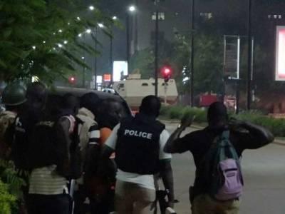 برکینافاسو میں ترک ریسٹورینٹ پر حملے میں غیرملکیوں سمیت 18 افراد ہلاک
