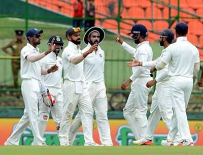 کینڈی ٹیسٹ، بھارت نے سری لنکا کو اننگز اور 171 رنز کی بدترین شکست سے دوچار کر کے سیریز میں وائٹ واش کر دیا