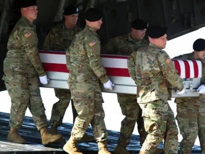 عراق میں داعش کیخلاف آپریشن میں 2 امریکی فوجی ہلاک، 5 زخمی