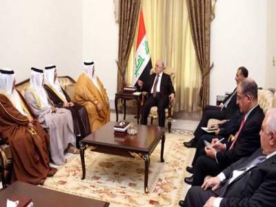 دہشت گردی کے خلاف جنگ میں عراق کے ساتھ ہیں:بحرینی وزیرخارجہ