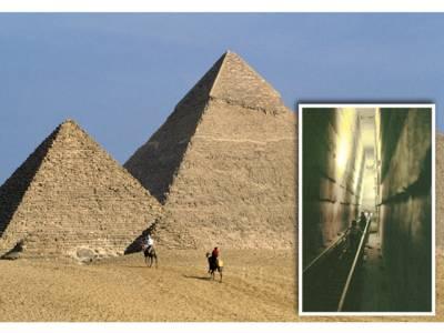 دنیا کے خاتمے کا راز اہرام مصر میں پوشیدہ۔۔۔ ان میں چھپی تحقیق کے مطابق دنیا کب ختم ہوگی؟ جان کر آپ کے بھی واقعی ہوش اُڑجائیں گے