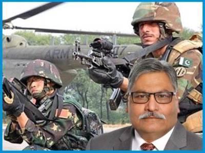 چین بھارت جنگ کی صورت میں پاکستان کیا کرسکتا ہے؟