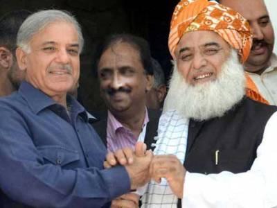 وزیراعلی شہباز شریف سے مولانا فضل الرحمن کی ملاقات، مقبوضہ جموں و کشمیر میں نہتے کشمیری عوام پر بھارتی مظالم کی شدید مذمت