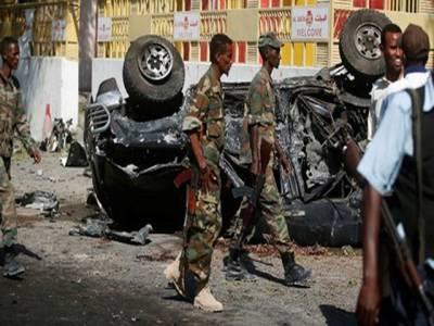 صومالیہ، الشباب گروہ کا حملہ، 5 پولیس اہلکار ہلاک