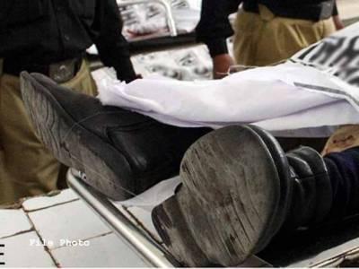 ناردرن بائی پاس کے قریب فائرنگ ،ایک قومی رضاکار شہید ، دوسرا شدید زخمی