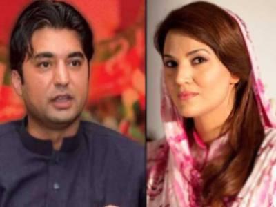 مراد سعید کو دھمکی دینے کے بعد ریحام خان نے ان پر بڑا ' حملہ' کر دیا، کیا کہا؟ جان کر تحریک انصاف کے کارکنوں کو آگ لگ جائے گی