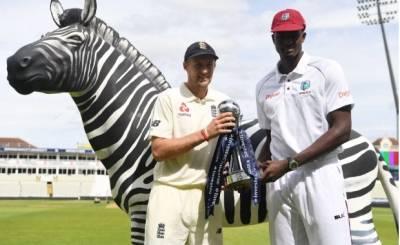 برمنگھم ٹیسٹ:انگلینڈ کا ویسٹ انڈیز کے خلاف ٹاس جیت کر بیٹنگ کا فیصلہ