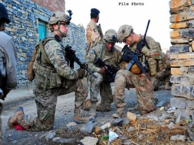 افغانستان،داعش کے خلاف آپریشن میں امریکی فوجی ہلاک