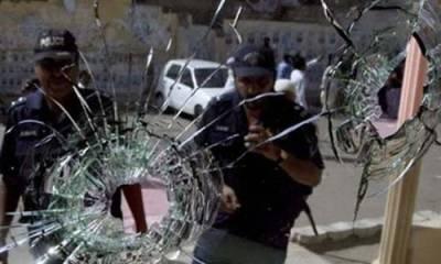 کوئٹہ میں پولیس اور دہشت گردوں میں فائرنگ کے نتیجے میں4دہشت گرد ہلاک