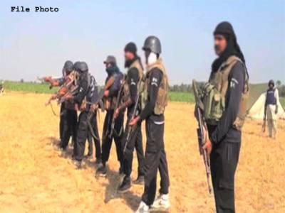 کچے کے علاقے میں ڈاکوﺅں کا پولیس چوکی پر حملہ ، 7 پولیس اہلکاروں کو اغوا کرلیا