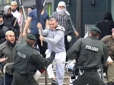 جرمن مسلمانوں پر پْرتشدد حملوں میں اضافہ،21افرادکو سزائیں