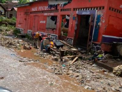 افریقی ملک کانگو میں لینڈ سلائیڈنگ کے باعث 200افراد ہلاک، متعدد لاپتہ