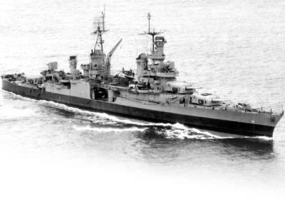 جاپان پر گرایا گیا ایٹم بم لے جانے والا بحری جہاز 72سال بعد مل گیا
