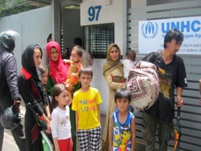 پاکستان مہاجروں کی میزبانی کرنے والے دنیا کا سب سے بڑا ملک ہے: اقوام متحدہ