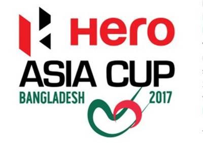 ایشیا کپ ہاکی کا آغاز 11 اکتوبر سے بنگلادیش میں ہوگا