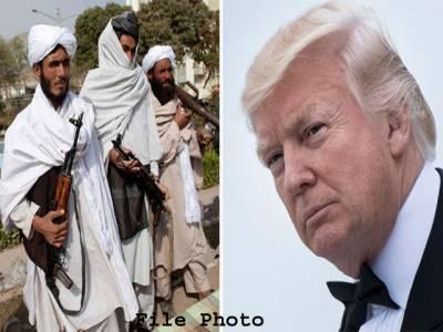 ڈونلڈٹرمپ کی جانب سے افغان پالیسی کے اعلان کے بعد افغان طالبان بھی میدان میں آگئے