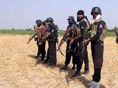 راجن پور میں آپریشن،7 مغوی پولیس اہلکار بازیاب ،11ڈاکو چھوڑے گئے ،ذرائع
