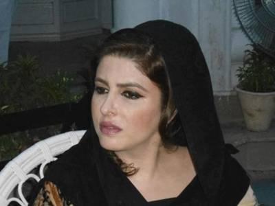 عائلہ ملک نے بالآخر تحریک انصاف چھوڑنے کا فیصلہ کرلیا، ن لیگ میں شمولیت کا امکان