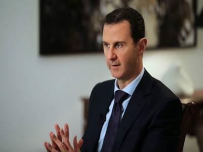 شامی صدر قاتلانہ حملے میں بال بال بچ گئے