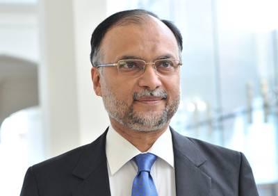 پاکستان ایک امن پسند ملک، عالمی کرکٹ ٹیموں کے دورے سے اس نظریے کو مزید تقویت ملے گی :احسن اقبال