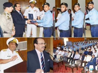 سندھ کے تمام نوجوانوں کو ہند مند بنائیں گے: ذوالفقار احمد چیمہ