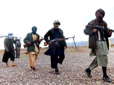 رات بھر افغان فورسز کیساتھ گھمسان کی جنگ کے بعد طالبان نے ضلع'زنا خان' پر قبضہ کرلیا