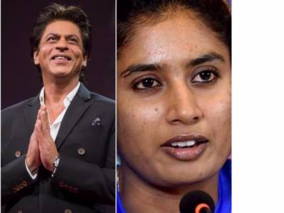 شاہ رخ خان نے ویمن کرکٹ ٹیم کی کپتان میتھالی راج سے معافی مانگ لی