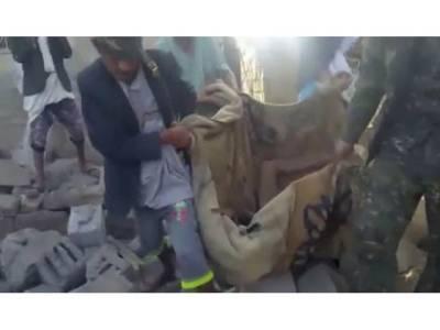 سعودی فوج نے میزائل مار کر ہوٹل تباہ کردیا، افراتفری پھیلادی