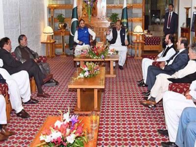 گلگت بلتستان میں رواں سال10لاکھ سیاح آئے، غیر ملکی سیاحوں کو خطے کی جانب راغب کیا جائے:صدر مملکت