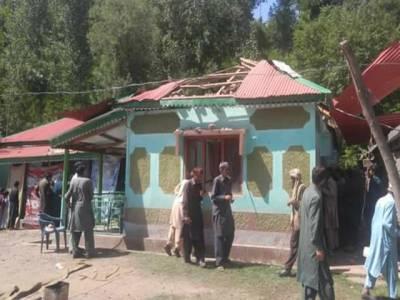 لائن آف کنٹرول پر بھارتی فوج کی جنگی جارحیت، مکان پر فائرنگ کے نتیجے میں3بہن بھائی شہید