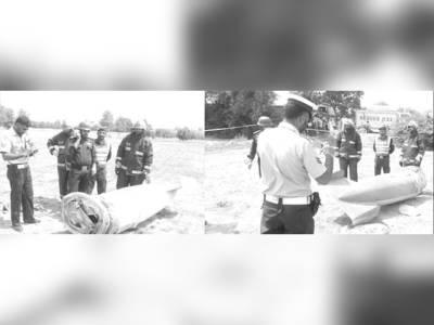 پائلٹ نے فیول ٹینک گراکر میراج جنگی طیارے کو رفیقی ائربیس پر اتار دیا