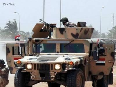 عراقی فوج کی تلعفرمیں داعش کی آخری پناہ گاہ کی طرف پیش قدمی'گھمسان کی لڑائی