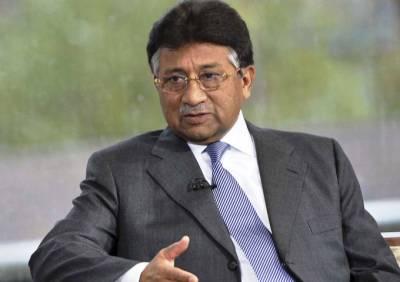 ڈاکٹر عبدالقدیر کو ان کی حفاظت کے لئے نظر بند کیا:پرویز مشرف