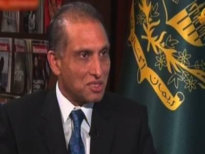 عبدالباسط سمجھتے ہیں کہ میری وجہ سے سیکرٹری خارجہ نہیں بن پائے، ریٹائرمنٹ کے بعد بھی ان کی جلن ختم نہیں ہور ہی: اعزاز چوہدری