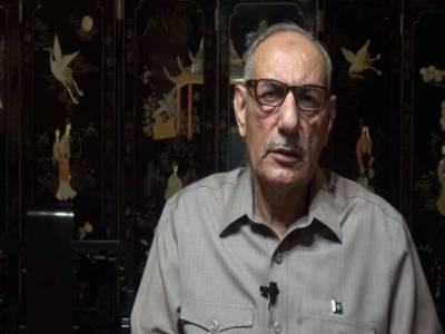 نواز شریف کی بحالی کیلئے وزیراعظم سعودی عرب گئے تھے: جنرل (ر) امجد شعیب