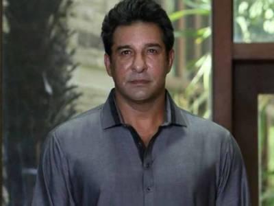 وسیم اکرم کی عید کے موقع پر پاکستانی انداز میں ماڈلنگ