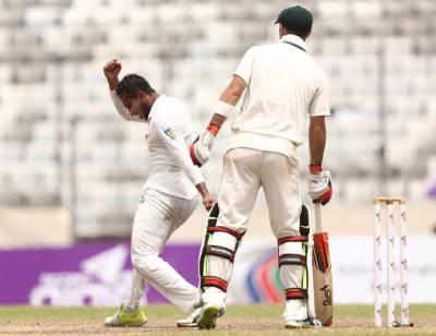 بنگالی ٹائیگرز نے کینگروز کو دبوچ لیا، آسٹریلیا کو تاریخ میں پہلی مرتبہ ٹیسٹ میچ میں شکست دیدی