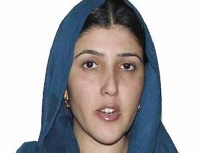 سپیکر قومی اسمبلی نے عائشہ گلالئی کی نا اہلی کا ریفرنس الیکشن کمیشن کو بھجوادیا