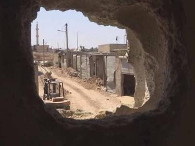 شام کے شہر الرقہ میں گھمسان کی لڑائی، اسدی فوج اور داعش کے 64 عناصر ہلاک،متعدد زخمی