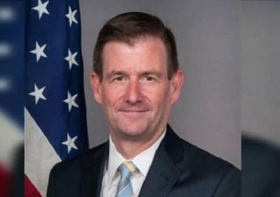 ڈونلڈ ٹرمپ نےافغانستان میں ناکامی کا الزام پاکستان پر نہیں لگایا:امریکی سفیر