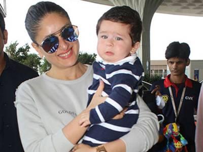 سیف علی خان اور کرینہ کپور کے بیٹے تیمور کی ایسی تصاویر منظر عام پر آ گئیں کہ جنہیں دیکھ کر آپ کے چہرے پر بھی مسکراہٹ پھیل جائے گی