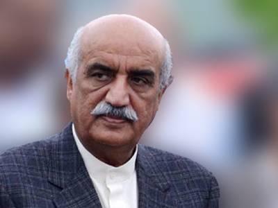 پاکستان میں ہمیشہ جمہوریت پرشب خون ماراگیا، اداروں اور حکمرانوں میں تصادم دکھائی دے رہا ہے: خورشید شاہ
