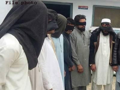 کراچی، سکیورٹی فورسز کی گلستان جوہر میں کارروائی،7 دہشتگردخودکش جیکٹس اور اسلحہ سمیت گرفتار