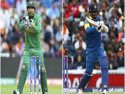 پاکستان اور سری لنکا کے درمیان متحدہ عرب امارت میں کھیلی جانے والی سریز کے شیڈول کا اعلان ہو گیا