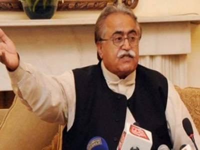 فاروق ستار صاحب !کچھ تو خوف کریں آپ سندھ کے بادشاہ بنے بیٹھے ہیں اور کیا چاہیے؟مولا بخش چانڈیو