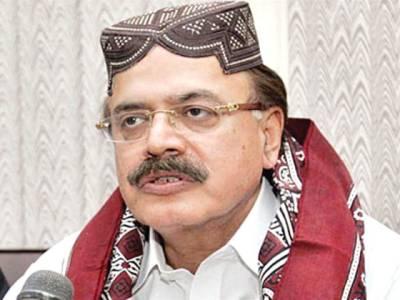 عام انتخابات میں تحریک انصاف جیت بھی گئی تو عمران خان وزیر اعظم نہیں بنیں گے :منظور وسان