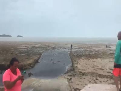 دریا تو خشک ہوتے ہی آئے ہیں لیکن معروف تفریحی ملک بہاماس میں سمندر ہی سوکھ گیا، اس کی وجہ کیا بنی؟ اب تک کی سب سے خوفناک خبر آگئی، جان کر آپ بھی کہیں گے کہ یا اللہ ہمیں اپنے عذاب سے محفوظ رکھ